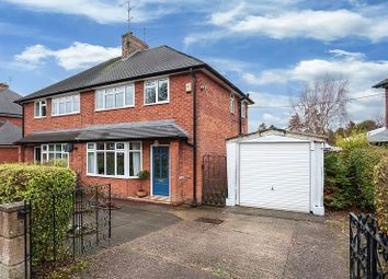 Thumbnail 3 bed semi-detached house for sale in Trinity Place, Congleton