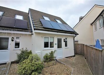Thumbnail 1 bedroom semi-detached house to rent in Wheddon Court, Old Town, Chard