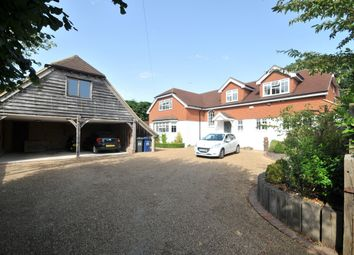 Thumbnail 5 bed detached house for sale in Minster Road, Godalming