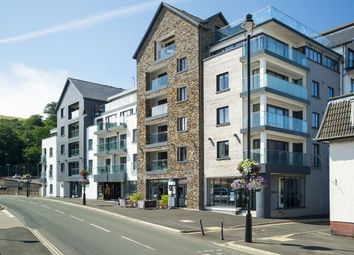 Thumbnail 2 bed flat for sale in Quay West, Bridge Road, Douglas