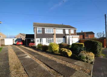 Thumbnail 3 bed semi-detached house for sale in Clare Road, Hartford, Huntingdon, Cambridgeshire