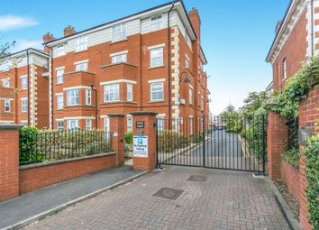 Thumbnail 2 bedroom flat for sale in Warwick Road, Solihull