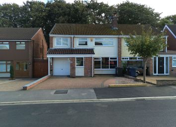 Thumbnail 3 bed semi-detached house to rent in Redgate, Ormskirk