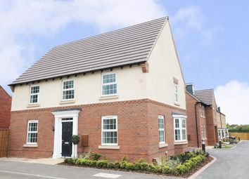 "Thumbnail 4 bedroom detached house for sale in ""Cornell"" at Allendale Road, Loughborough"