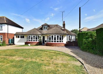 Thumbnail 4 bed bungalow for sale in Longtye Drive, Chestfield, Whitstable, Kent