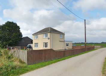 Thumbnail 3 bed detached house for sale in Infields Rings End, Guyhirn, Wisbech