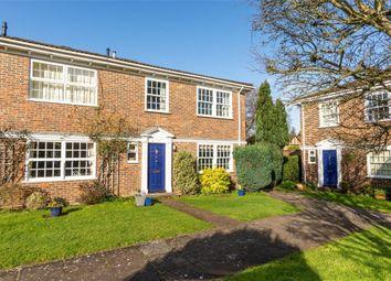 4 bed end terrace house for sale in Burcote, Weybridge, Surrey KT13