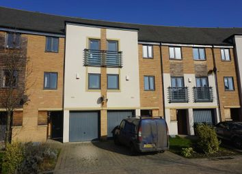 Thumbnail 3 bedroom town house to rent in Farrow Avenue, Hampton Vale, Peterborough