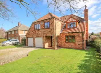 Thumbnail 5 bed detached house for sale in Owmby Road, Spridlington