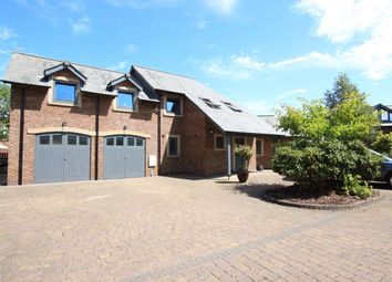 Thumbnail 5 bed detached house for sale in The Orchard, Crosby-On-Eden, Carlisle