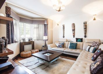 Thumbnail 5 bedroom detached house for sale in East Acton Lane, London