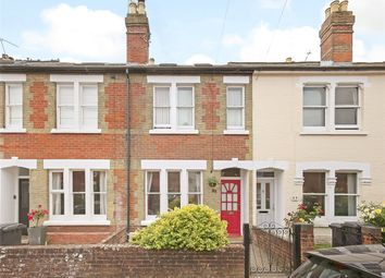 Thumbnail 3 bed terraced house for sale in St. Catherines Road, Winchester, Hampshire