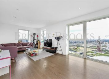 Thumbnail 3 bed flat to rent in Cassia Point, Glasshouse Gardens, Stratford