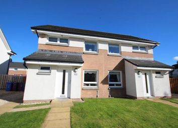 Thumbnail 2 bed semi-detached house for sale in Willowford Place, Glasgow