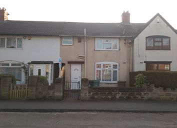 Thumbnail 3 bedroom terraced house to rent in Tame Street, Walsall, West Midlands
