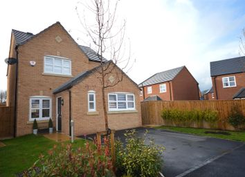 Thumbnail 3 bed detached house for sale in Oakes Close, Sandbach