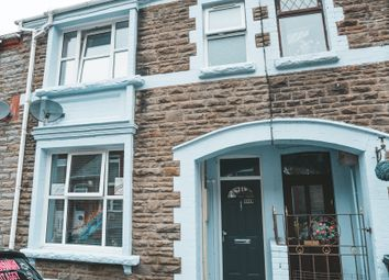 4 bed terraced house for sale in Railway Street, Llanhilleth NP13
