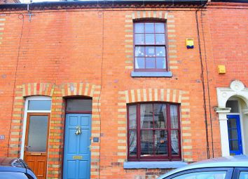 Thumbnail 2 bed terraced house to rent in Dunster Street, Northampton