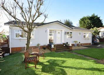 Thumbnail 3 bed mobile/park home for sale in Layters Green Mobile Home Park, Layters Green Lane, Chalfont St. Peter, Gerrards Cross