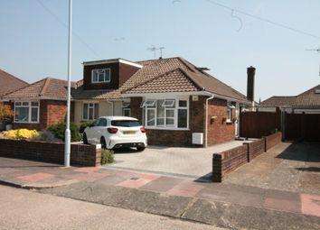 Thumbnail 3 bed semi-detached house for sale in Leeward Road, Tarring