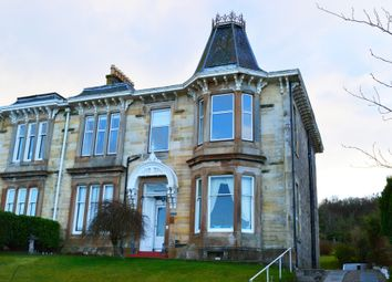 Thumbnail 4 bed duplex for sale in 14, Crichton Road, Rothesay, Isle Of Bute