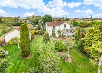 Thumbnail 4 bed detached house for sale in Field Lane Cottage (Crossing House), Field Lane, Gowdall