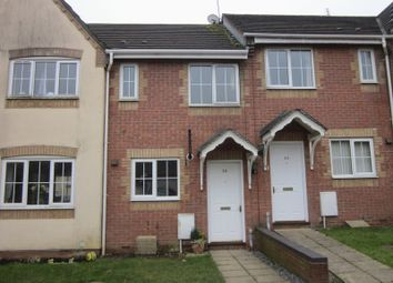 Thumbnail 2 bedroom terraced house to rent in Shelley Close, Yeovil