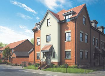 Thumbnail 4 bed town house for sale in The Heather, Popeswood Grange, London, Binfield, Berkshire