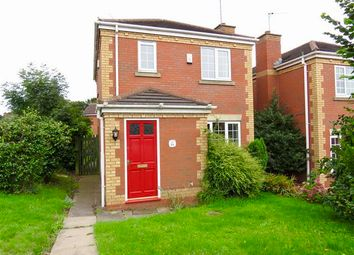 Thumbnail 3 bed detached house to rent in Foxfields Way, Huntington, Cannock