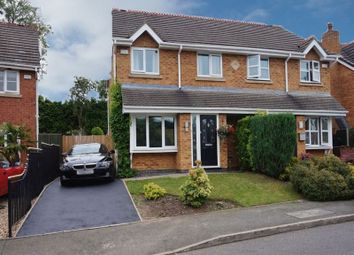 Thumbnail 3 bed semi-detached house for sale in Charolais Crescent, Lightwood, Stoke On Trent