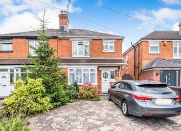 Thumbnail 3 bedroom semi-detached house for sale in Shirley, Southampton, Hampshire
