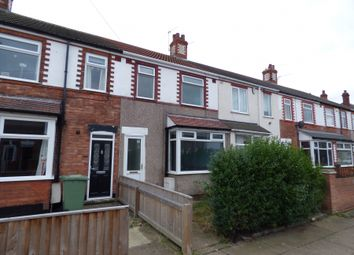 Thumbnail 3 bedroom terraced house to rent in Fairfax Road, Grimsby