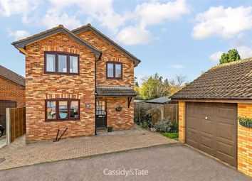Thumbnail 4 bed detached house for sale in Rowan Close, St Albans, Herts