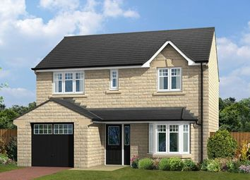 "Thumbnail 4 bedroom detached house for sale in ""The Birkwith"" at Roes Lane, Crich, Matlock"