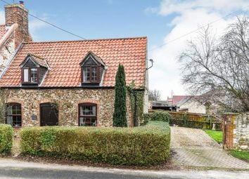 Thumbnail 3 bed semi-detached house for sale in Methwold, Thetford, Norfolk