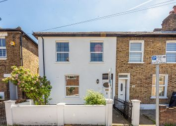 Thumbnail 3 bed property to rent in Deburgh Road, Wimbledon