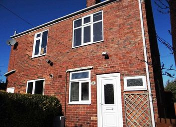 Thumbnail 2 bedroom semi-detached house to rent in Brocklehurst Piece, Chesterfield