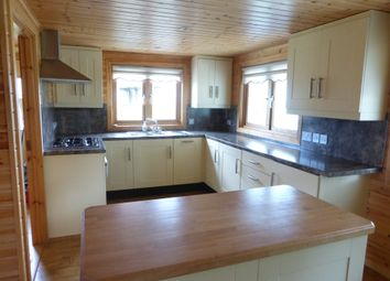 Thumbnail 2 bed detached house for sale in Fairway Lakes, Fritton, Great Yarmouth