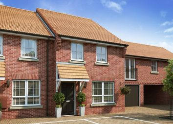 "Thumbnail 3 bedroom terraced house for sale in ""Woodbridge"" at Sir Williams Lane, Aylsham, Norwich"