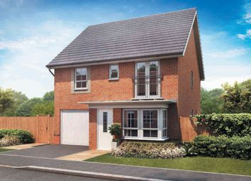 "Thumbnail 4 bed detached house for sale in ""Tavistock"" at Armitage Road, Rugeley"