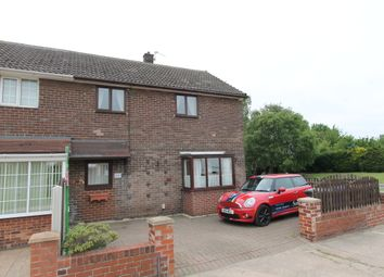 Thumbnail 3 bed semi-detached house to rent in Rotherham Road, Monk Bretton, Barnsley