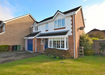 Thumbnail 4 bedroom detached house for sale in Hawthorn Drive, Scarning, Dereham, Norfolk.