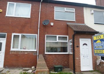 Thumbnail 2 bed terraced house to rent in Riviera Parade, Doncaster, South Yorkshire