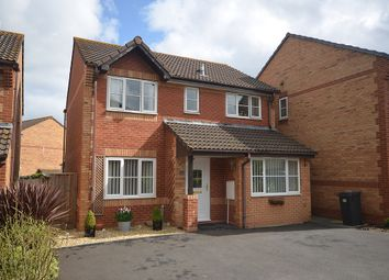 Thumbnail 4 bed detached house for sale in Jupes Close, Exminster, Near Exeter