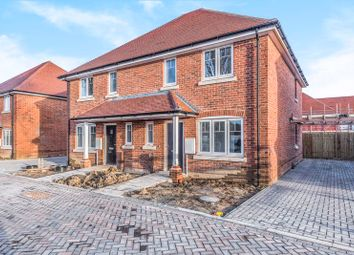 Thumbnail 3 bed semi-detached house for sale in Burndell Road, Yapton, Arundel