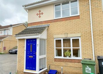 Thumbnail 2 bed semi-detached house to rent in Coriander Drive, Bradley Stoke, Bristol