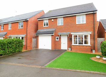 Thumbnail 4 bed detached house for sale in Salt Works Lane, Weston, Stafford