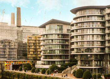 Thumbnail 2 bed flat to rent in Chelsea Bridge Wharf, Battersea Park