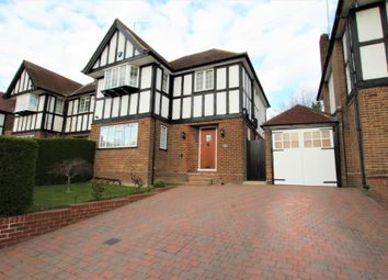 Barn Way, Wembley HA9. 3 bed detached house for sale