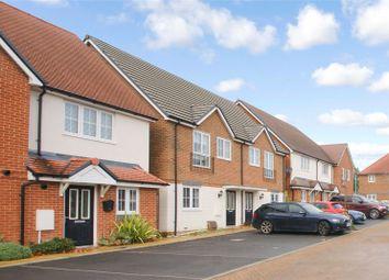 Thumbnail 3 bed semi-detached house for sale in Hensler Drive, Riverdown Park, Salisbury